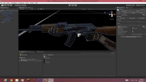 tutorial android game unity how to make a android fps game in unity howsto co