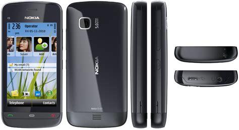 Hp Nokia C5 03 fianzoner harga dan spesifikasi nokia c5 03