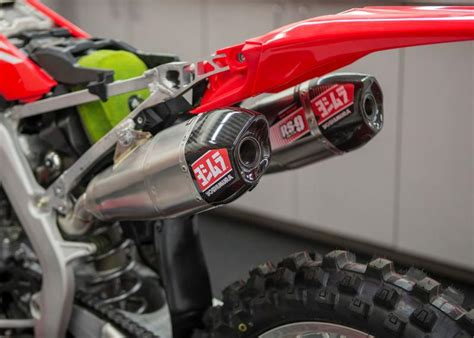 Knalpot Yoshimura Trail Fullsystem Honda Crf 150 L Crf150l Stainless crf 450 2017 zimmermann moto