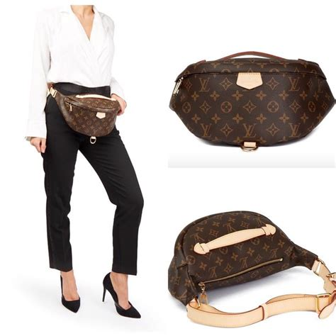 louis vuitton monogram bumbag fanny pack bag  france