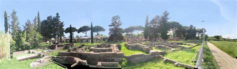 necropoli di porto isola sacra
