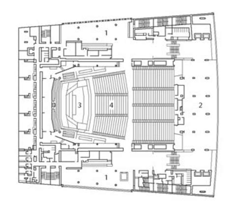 royal festival hall floor plan 17 best images about plans on pinterest