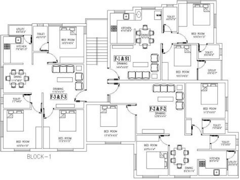 autocad 2d drawing sles 2d autocad drawings floor plans stylish 2d autocad house plans residential building