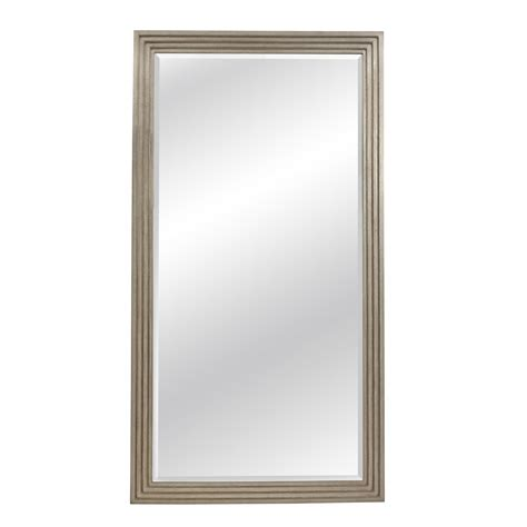 bassett mirror old world nicholas leaner mirror
