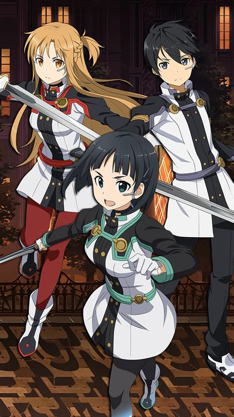 wallpaper android sao ordinal scale banner mobile wallpaper sao md by kaz