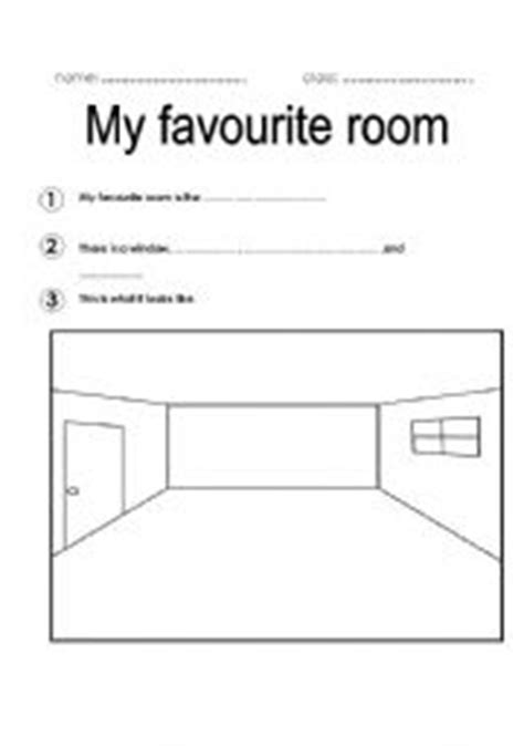 Bedroom Furniture Names english teaching worksheets rooms in the house