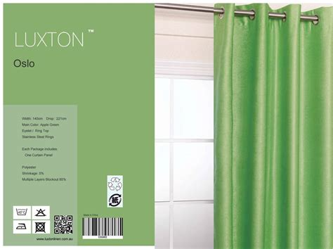green blackout eyelet curtains oslo green ring top eyelet curtain 85 blockout blackout