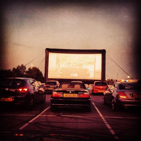 drive in cinema my london drive in cinema experience