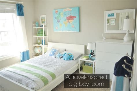 travel themed bedroom bodhi s travel inspired big boy room with modern
