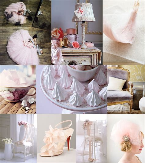 grey and pale pink wedding inspiration board 19 soft pink gray oshiro