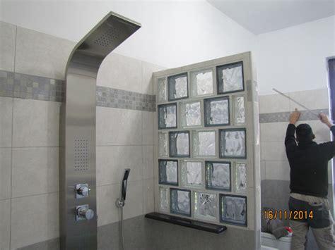 parete doccia vetrocemento foto doccia con parete in vetrocemento de amantea luigi