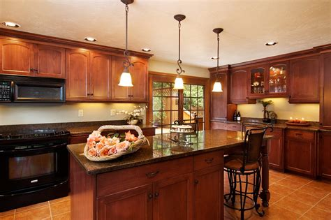 Pendant Lights For Kitchen Islands by Most Beautiful Kitchens With Dark Kitchen Cabinets All