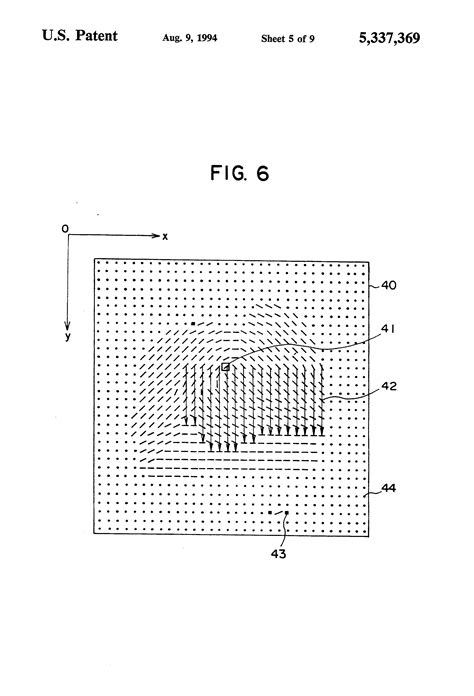 pattern classification of fingerprints patent us5337369 equipment for fingerprint pattern