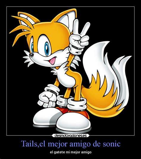 imagenes de tails kawaii usuario sonic y yo desmotivaciones
