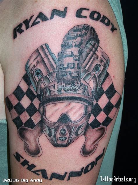 motocross tattoo artists org