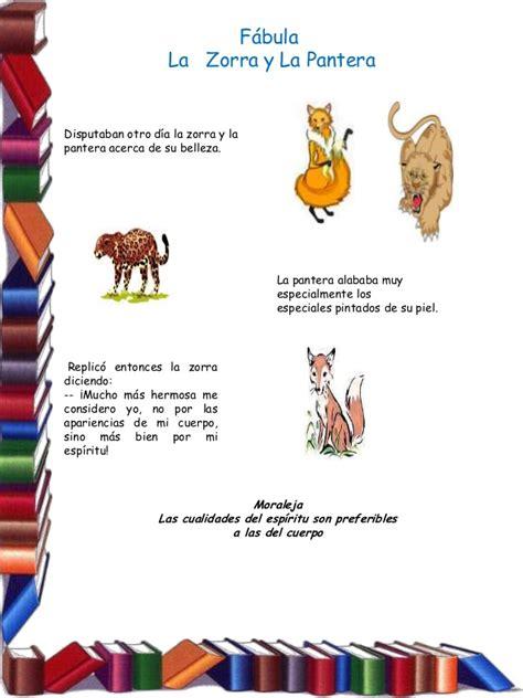 fabulas de ni os cortas refranes mitos cuentos infantiles y f 225 bulas cortas para