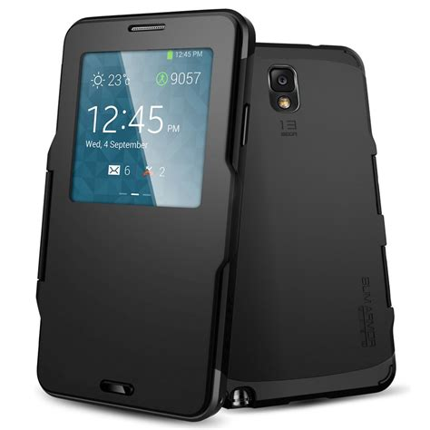 Sgp Slim Armor View spigen sgp slim armor view oem smooth black