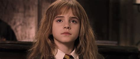 hermione granger in the 1st movoe the philosopher s stone
