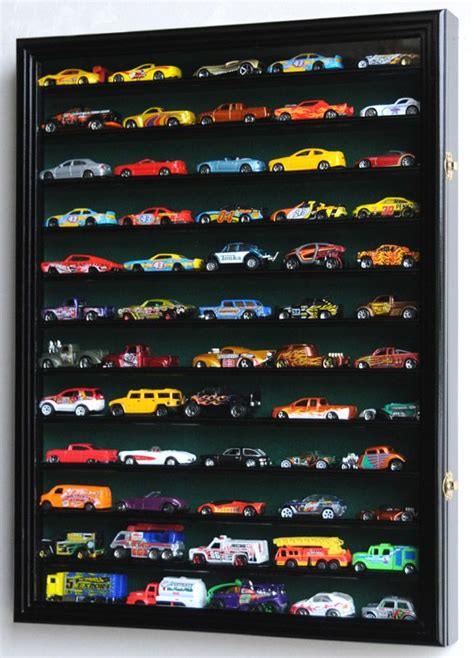 Wheels Wall Display Rack by Details About Wheels Matchbox Car Display Cases Wall