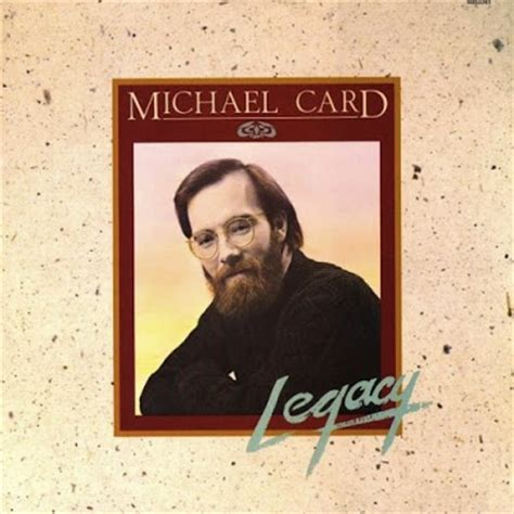 michael cards 300 greatest ccm albums of the 80s 292 legacy by