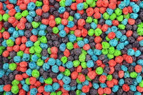 colorful cereal colorful cereal royalty free stock photography image