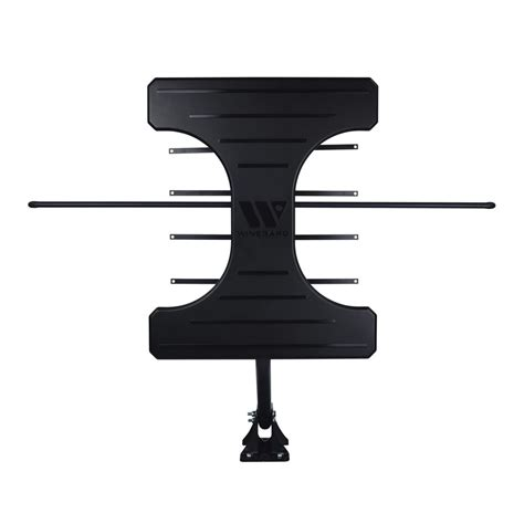 winegard elite 7550 range vhf uhf outdoor hdtv antenna we7550a the home depot