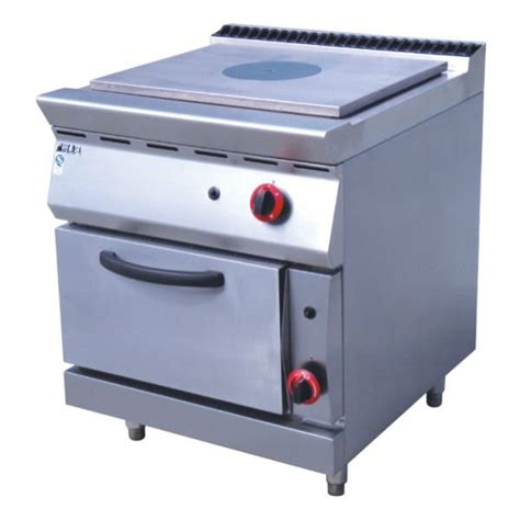 Oven Gas 150x55x70cm Plat Tebal 1 industrial gas 6 burners with gas oven gh 997a buy industrial gas burners commerical gas