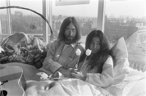 bed in for peace file bed in for peace amsterdam 1969 john lennon yoko