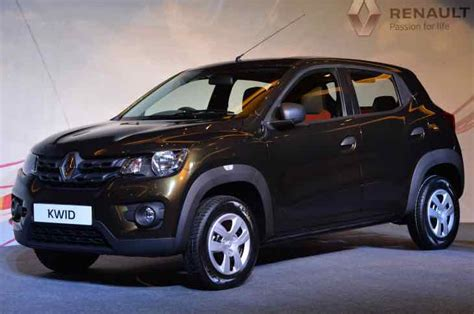 Champion Upholstery Renault Kwid Rxe Rxl And Rxt Variants Revealed Product