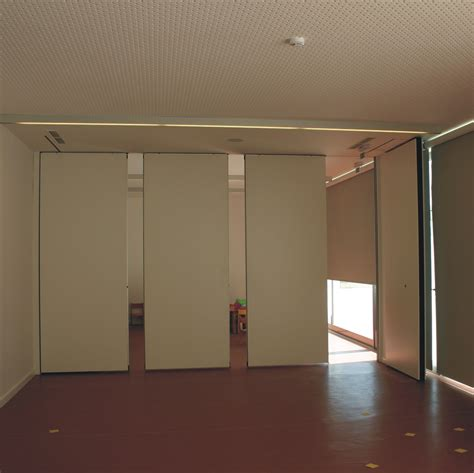 Wall Partitions Acoustics Movable Wall Neweco 100 Partition Walls Acoustics N 252 Sing