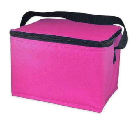 Lunch Box Polos Pink easy lunchboxes cooler bag pink the glass baby bottle