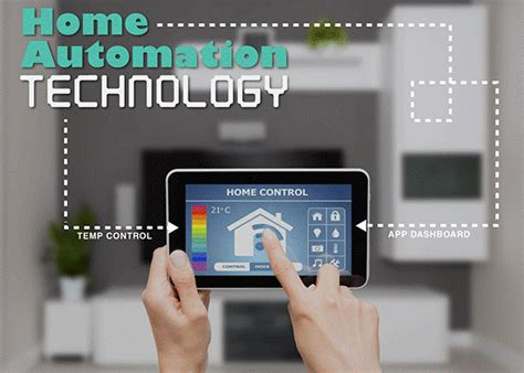 smart homes technology and implementation of home