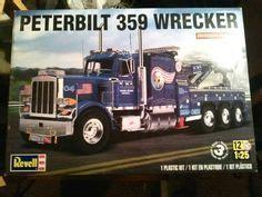 commercial vehicle model kits short hauler model kit box art amt scale detail and