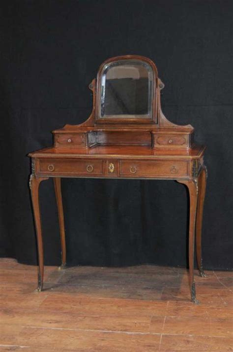 Antique Vanity Table Antique Dressing Table Vanity Desk Dresser Kingwood