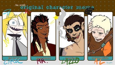 Original Character Meme - memes original character image memes at relatably com