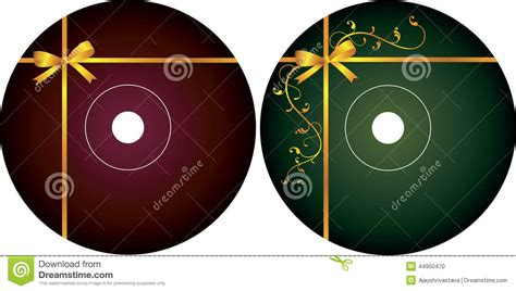 cd label design template cd dvd label design template stock vector image 44950470