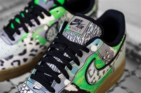 catch  nike air force   city  dreams green spark  kicksonfirecom