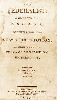 Federalism Essay by History Of Smaller Political Civic Issues 2 Global News From A State College