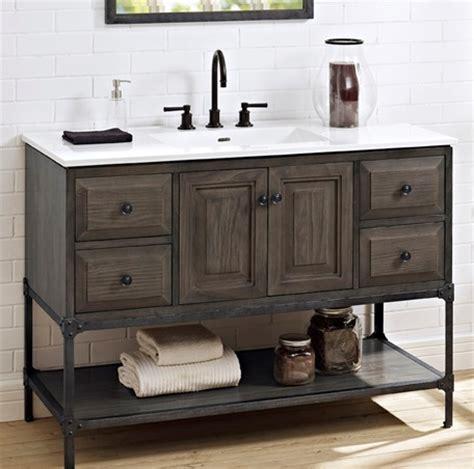 toledo 48 quot vanity door fairmont designs fairmont designs