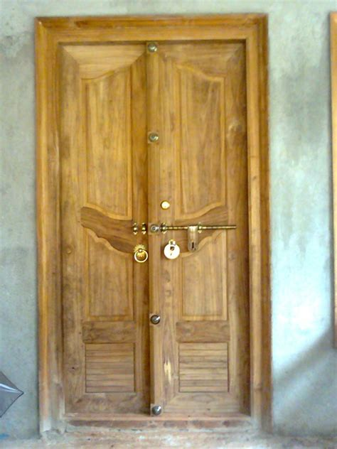 Front Door Designs In Wood Kerala Style Wooden Front Door Door Designs Bavas Wood Ask Home Design
