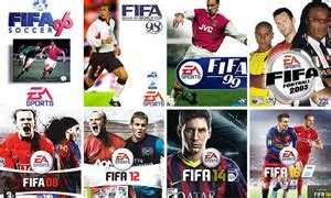 FIFA front covers through the years after Jordan Henderson