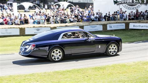 sweptail rolls royce rolls royce sweptail was in no hurry at goodwood fos