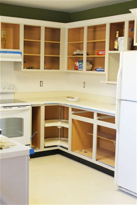 should i paint the inside of my kitchen cabinets should i paint the inside of my cabinets home fatare