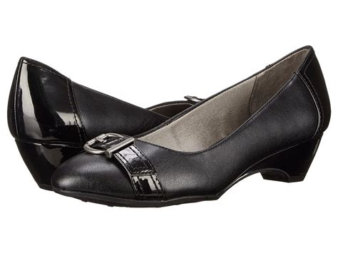 on sale lifestride mclellan black 011 womens shoes find