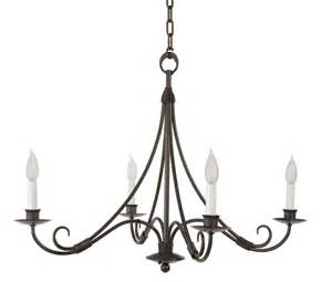 Rod Iron Chandeliers Chandelier Iron Forged