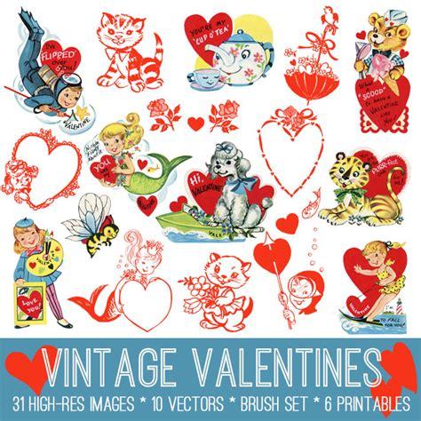 valentines vintage vintage valentines