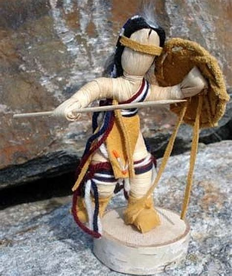 mohawk corn husk doll 28 best images about american dolls on