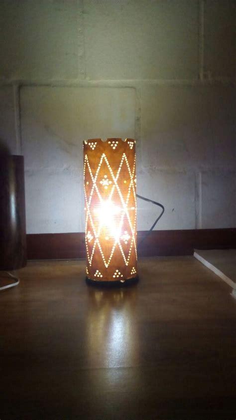 lamparas artesanales en pvc  en mercado libre
