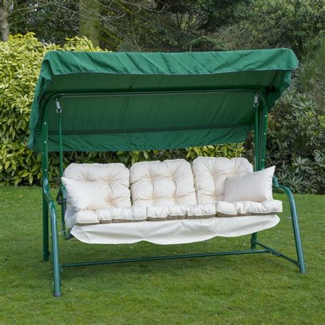 outdoor swing cushions replacement home design ideas