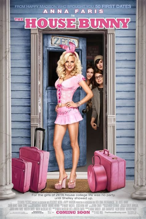 the bunny house the house bunny dvd release date december 19 2008